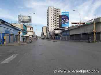 Comercios del centro de Maracay no abrieron sus puertas ayer - El Periodiquito