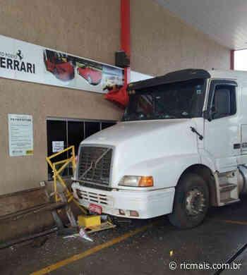 Motorista de Porecatu morre atropelado pelo próprio caminhão em Florestópolis - RIC Mais