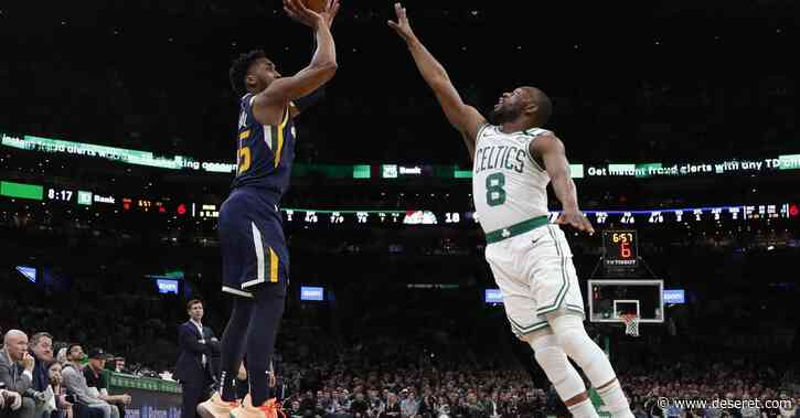 How the Utah Jazz plan on compensating for Bojan Bogdanovic's 3-point shooting in Orlando