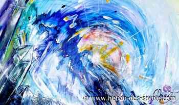 Marie Cavoret expose ses peintures à la Chapelle Saint Maurice - L'Hebdo des Savoie