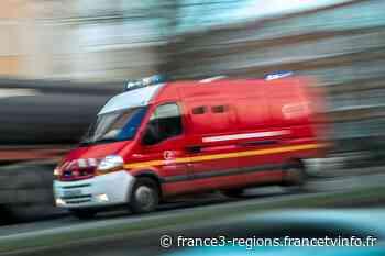 Important incendie à Rives-en-Seine dans une entreprise de terreau végétal - France 3 Régions