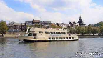 Croisières au départ de Visé : les rives de la Basse-Meuse sous un autre angle - RTBF