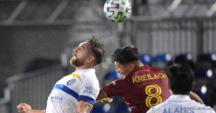 Real Salt Lake out of MLS tournament after 5-2 loss to San Jose Earthquakes
