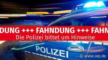 Winterberg: Einbrecher stehlen Bargeld – Zeugen gesucht - Westfalenpost
