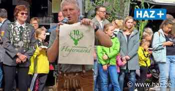 Corona Pandemie: Hegermarkt in Langenhagen fällt 2020 aus - Hannoversche Allgemeine