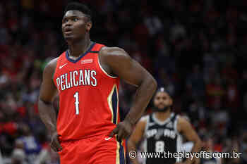 New Orleans Pelicans espera que Zion Williamson volte aos treinos nesta quarta-feira - The Playoffs