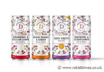 Didsbury Gin adds ready to drink format to range - Retail Times