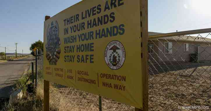 Navajo Nation reports 21 new virus cases and 2 more deaths