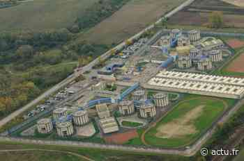 Violente bagarre à la prison de Val-de-Reuil. Une surveillante blessée - actu.fr