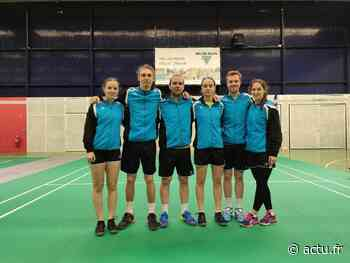 Le Badminton Val-de-Reuil-Louviers passe à la vitesse supérieure - actu.fr