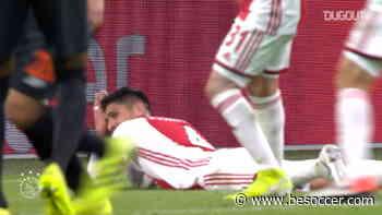 VIDEO: Edson Álvarezs first season at Ajax - BeSoccer EN