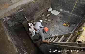 Hallan restos de antiguo palacio azteca y casa de Cortés en Ciudad de México - El Comercio (Ecuador)