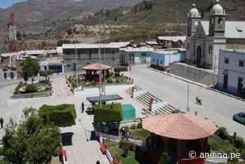 Sismos continuos en Tarata se relacionarían a reactivación de fallas geológicas locales - Agencia Andina