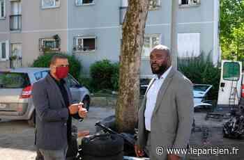 Bobigny : Jean-Marc Mormeck au chevet de la cité où il a grandi - Le Parisien