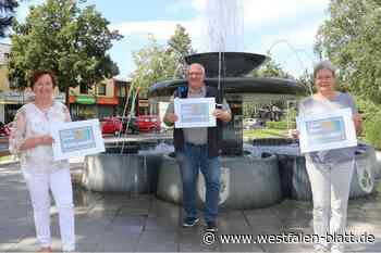 Aktion der Stadtführer beginnt im August und bietet Wissenswertes über Espelkamp: Eine Stadt gibt Rätsel auf - Westfalen-Blatt