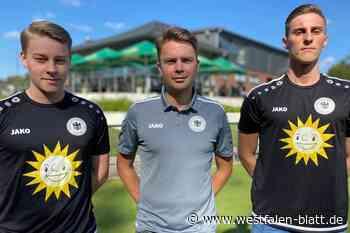 Fußball: Preußen Espelkamp verpflichtet Maik Stoll und Paul Ludwig und kämpft um Tobias Steffen: Offensivstar mit Abwanderungsgedanken - Westfalen-Blatt