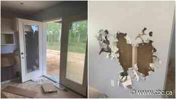 Vandals smash windows, toilets in new housing units in La Loche, Sask. - CBC.ca