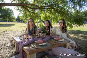 Picnics in the Basin brings luxury to outside dining - Midland Reporter-Telegram
