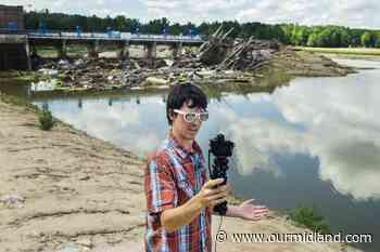 Freeland YouTuber gains 21,000 subscribers covering flood aftermath - Midland Daily News