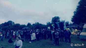 Plus de 400 fêtards à une rave-party près d'Argentan - actu.fr