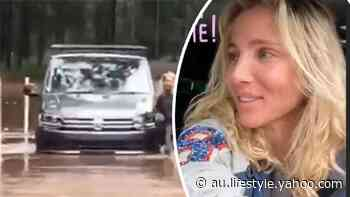 Chris Hemsworth's wife Elsa Pataky stranded in Byron Bay flood - Yahoo Lifestyle Australia