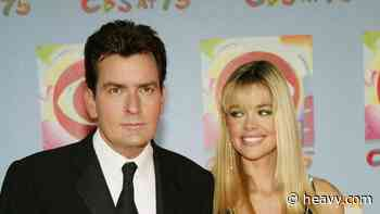 Denise Richards & Charlie Sheen's Marriage & Their Relationship Today - Heavy.com