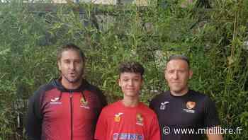 Benson Laoni, nouvel espoir du football à Beaucaire - Midi Libre
