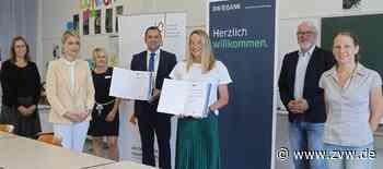 Gottlieb-Daimler-Realschule schließt Bildungspartnerschaft mit BW-Bank Filiale Schorndorf - Schorndorf - Zeitungsverlag Waiblingen