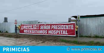 Cuerpo de Ingenieros del Ejército construirá hospital de Pedernales - Primicias
