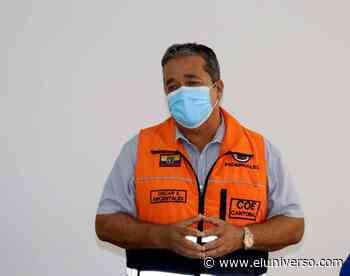 Alcalde de Pedernales informó que está contagiado de COVID-19 - El Universo