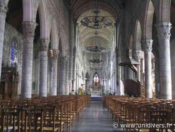 Visite libre de la Collégiale Saint Piat – Seclin Collégiale Saint Piat Seclin dimanche 20 septembre 2020 - Unidivers