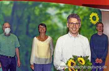 Grüne nominieren Bernd Mettenleiter aus Achern - Kehl - Badische Zeitung
