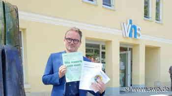 VHS-Programm in Metzingen: Neue Kursangebote für Herbst und Winter - SWP
