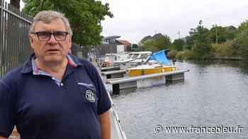 La plaisance au ralenti à cause de la crise sanitaire,à Valenciennes le port enregistre une chute des passages - France Bleu