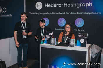 You Can Now Buy Hedera Hashgraph's HBAR Token via Simplex - CoinDesk - CoinDesk