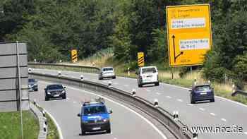 Bauarbeiten auf der B 68 in Bramsche beginnen bald - Neue Osnabrücker Zeitung