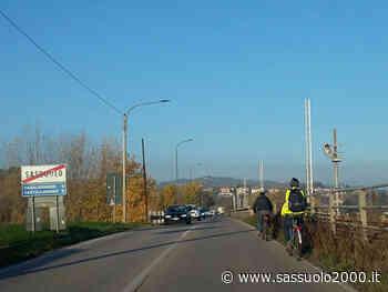 L'Amministrazione Comunale di Casalgrande su ponte Veggia - sassuolo2000.it - SASSUOLO NOTIZIE - SASSUOLO 2000