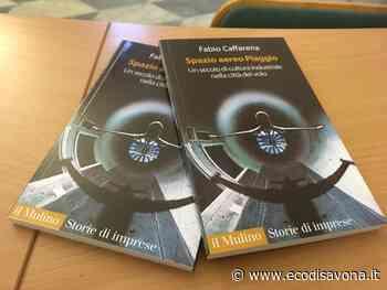 """Finale Ligure, presentato il libro """"Spazio Aereo Piaggio"""" - L'Eco - il giornale di Savona e Provincia"""