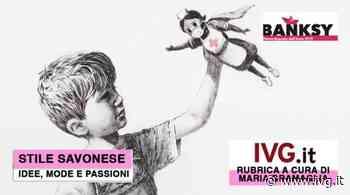 Banksy e i viaggi dell'inquietudine a Finale Ligure - IVG.it