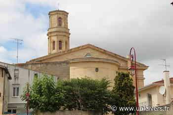 Redécouvir l'église Saint-Martin de Pauillac Eglise saint-martin de pauillac dimanche 20 septembre 2020 - Unidivers