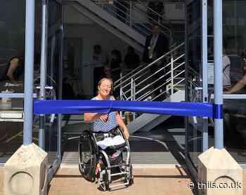 Millbrook Healthcare launches coronavirus-friendly Surrey Wheelchair Service • THIIS Magazine - THIIS