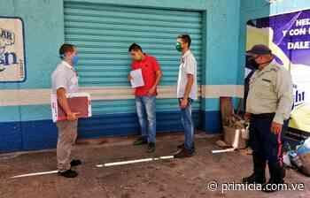 Mantienen jornadas de fiscalización en comercios de Ciudad Bolívar - Diario Primicia - primicia.com.ve
