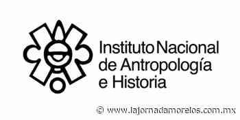 De manera preliminar, indica INAH que restos localizados en Puente de Ixtla son arqueológicos - La Jornada Morelos