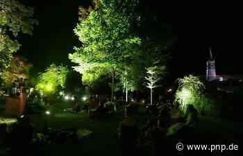 Stadtpark-Zauber mit Licht und Musik - Eggenfelden - Passauer Neue Presse
