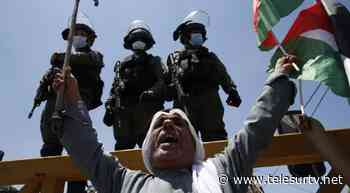Palestina denuncia que colonos judíos incendiaron mezquita - teleSUR TV