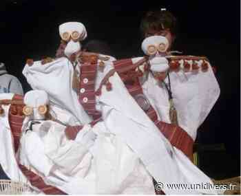 Créer sa marionnette Studio-Théâtre de Vitry lundi 20 juillet 2020 - Unidivers