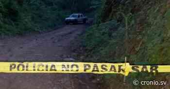 Un fallecido y una persona lesionada deja ataque armado en Chirilagua, San Miguiel - Diario Digital Cronio de El Salvador