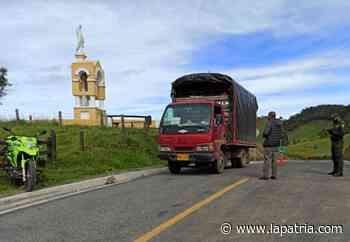 En San Félix (Salamina) le cierran la entrada a quienes no viven en el corregimiento - La Patria.com