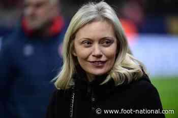"""Nathalie Boy de la Tour (LFP) """"assume"""" les décisions prises sur la Ligue 1"""