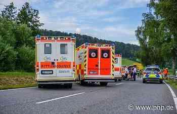 Motorradfahrer stirbt bei Unfall auf B85 im Kreis Freyung-Grafenau - Passauer Neue Presse
